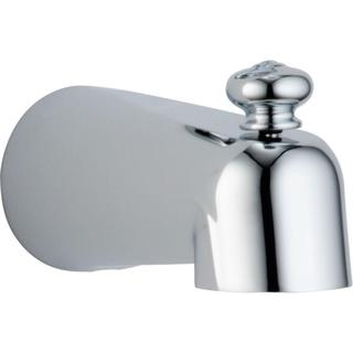 Delta 5-1/2 in. Pull-Up Diverter Tub Spout in Chrome RP41591