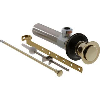 Delta Bathroom Faucet Drain Assembly in Polished Brass RP5651PB