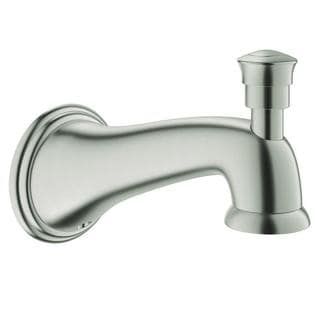 Grohe Parkfield Tub Spout with Diverter in Brushed Nickel
