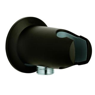 Grohe Movario Wall Union in Oil-Rubbed Bronze for Grohe Shower Hoses