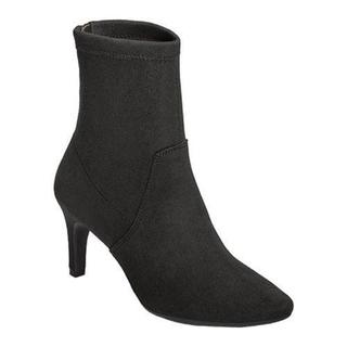 Women's Aerosoles Excess Ankle Boot Black Fabric