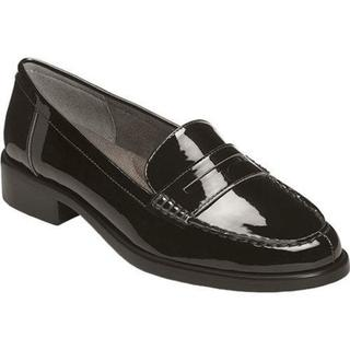 Women's Aerosoles Main Dish Loafer Black Patent