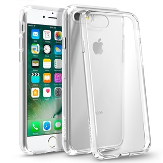 BasAcc Clear Hard Snap-on Crystal Case Cover For Apple iPhone 6/ 6s/ 7