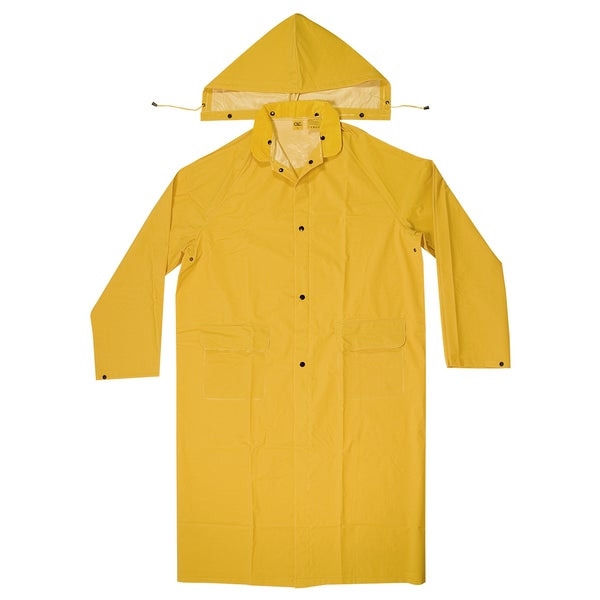 CLC Work Gear R1052X 2 Piece Yellow Trench Coat. Opens flyout.