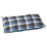 """Stansport 508 10"""" X 20"""" Portable Camp Pillow Assorted Colors"""