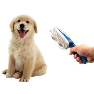 BeautyKo Ionic Pet Care Dog and Cat Grooming Brush