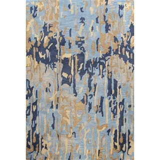 Mckenzie Tufted Wool Area Rug (9' x 12')