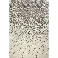 Angelica Tufted Wool Area Rug - 8' x 10'