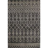 Skylar Tufted Wool Area Rug - 8' x 10'