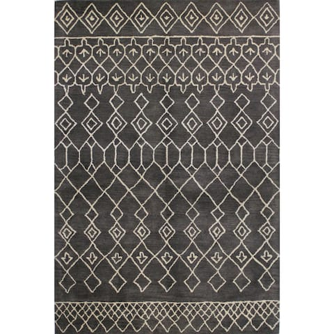 Avalon Contemporary Hand Tufted Area Rug