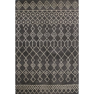 Skylar Multicolor Wool Tufted Area Rug (9' x 12')