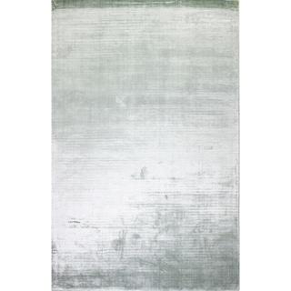Dalia Grey/Seafoam/Sky Silk Woven Area Rug (9' x 12')
