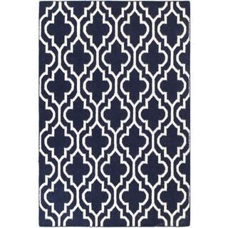 Makayla Woven Wool Area Rug (9' x 12')