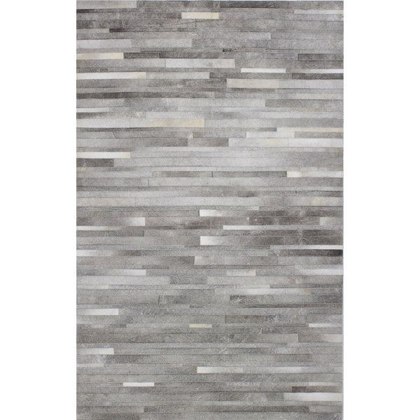 Tucker Contemporary Hand Stitched Area Rug. Opens flyout.