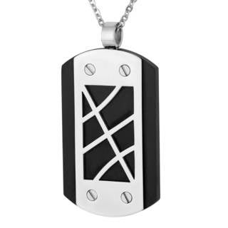 Men's Stainess Steel Dog Tag