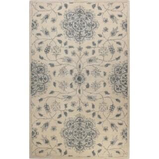 """Sarina Wool Tufted Area Rug (7'6 x 9'6) - 7'6"""" x 9'6"""""""