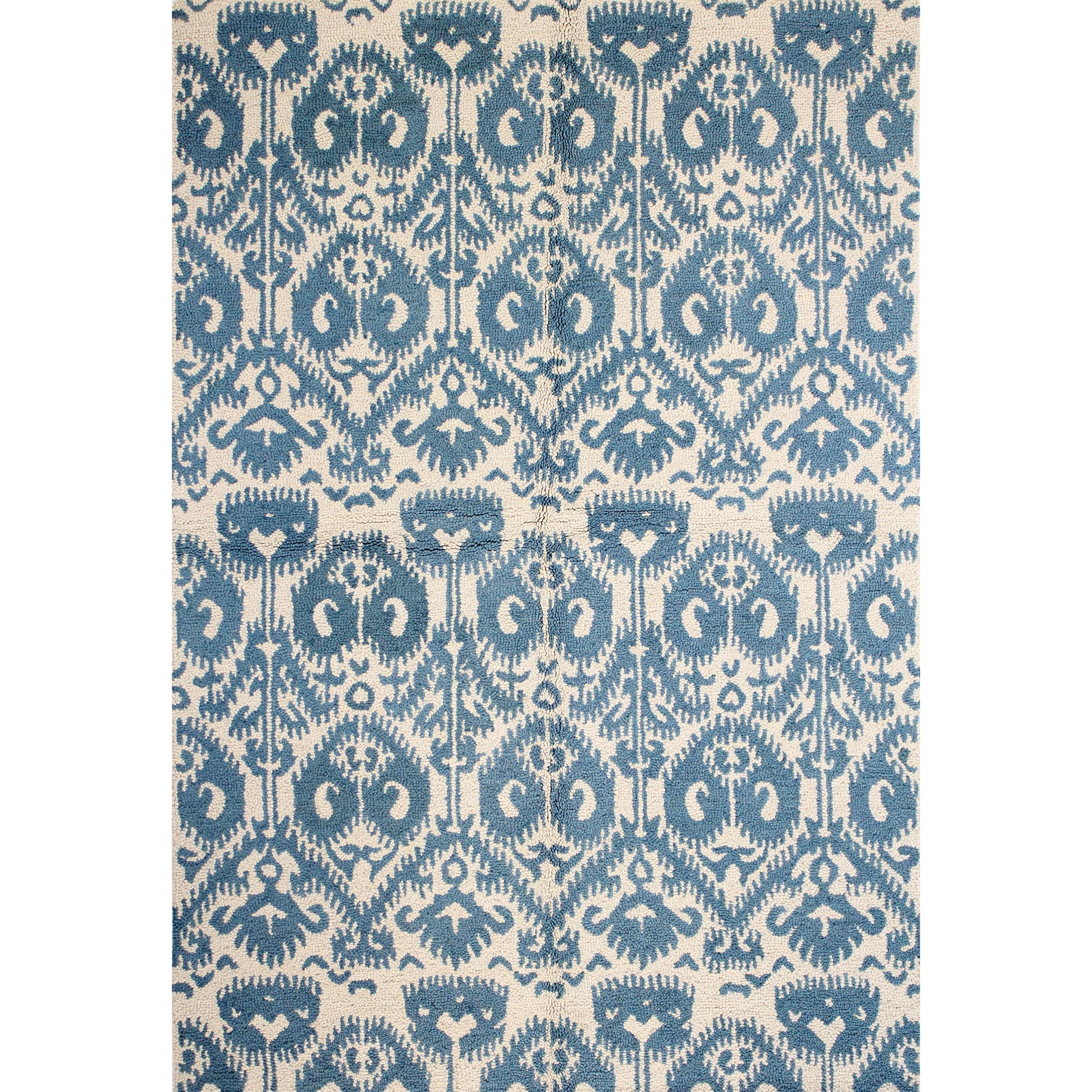 Byron Transitional Hand Tufted Area Rug Overstock 12883180