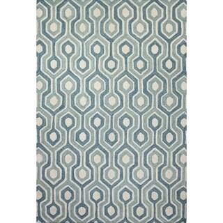 Breanna Tufted Wool Area Rug (7'6 x 9'6)