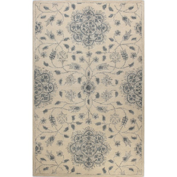 Nottingham Transitional Hand Tufted Area Rug. Opens flyout.