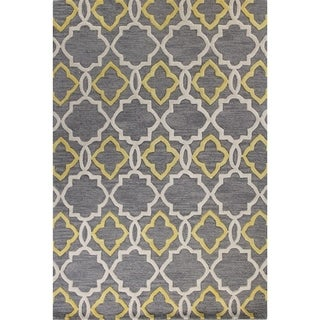"Kathryn Wool Tufted Area Rug (7'6"" x 9'6"")"