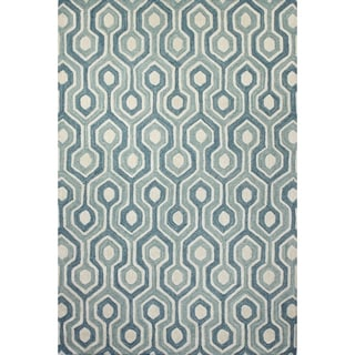 Breanna Tufted Wool Area Rug (9' x 12')