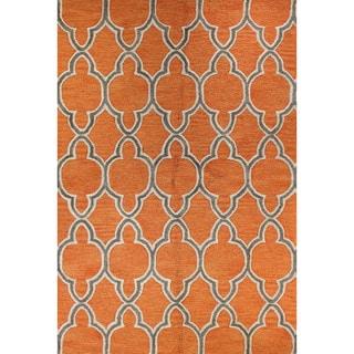 Tufted Wool Aaliyah Area Rug (9' x 12')