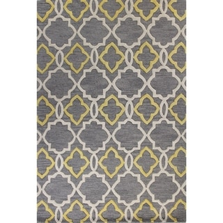 Kathryn Tufted Wool Area Rug (9' x 12')