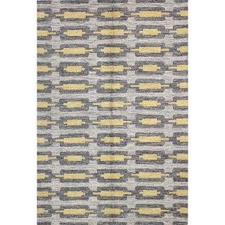 Morgan Wool Tufted Area Rug (9' x 12') - 9' x 12'