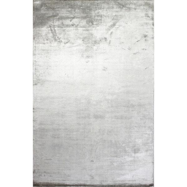 Dalia Woven Silk Area Rug - 4' x 6'