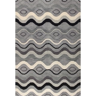 Tufted Wool Amy Area Rug (9' x 12')