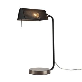 Woodbridge Lighting 15481 Randall Two-tone One-light Table Lamp