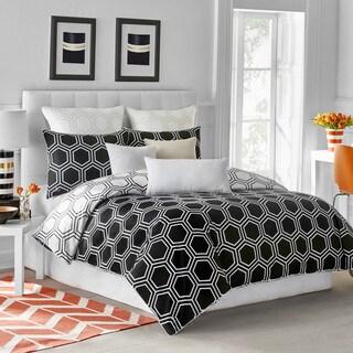 Jill Rosenwald Blackpoint Hex Comforter Set