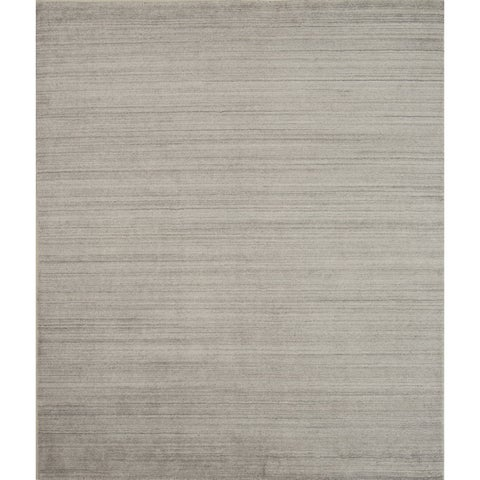Pacific Rugs Urban Beige New Zealand Wool/Viscose Blend Hand-loomed Area Rug - 9' x 12'