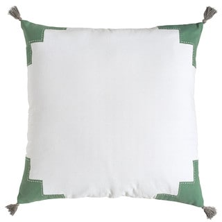 Amy Sia Artisan European Square White Sham
