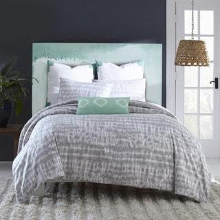 Amy Sia Artisan Grey Tie-dye Comforter Set