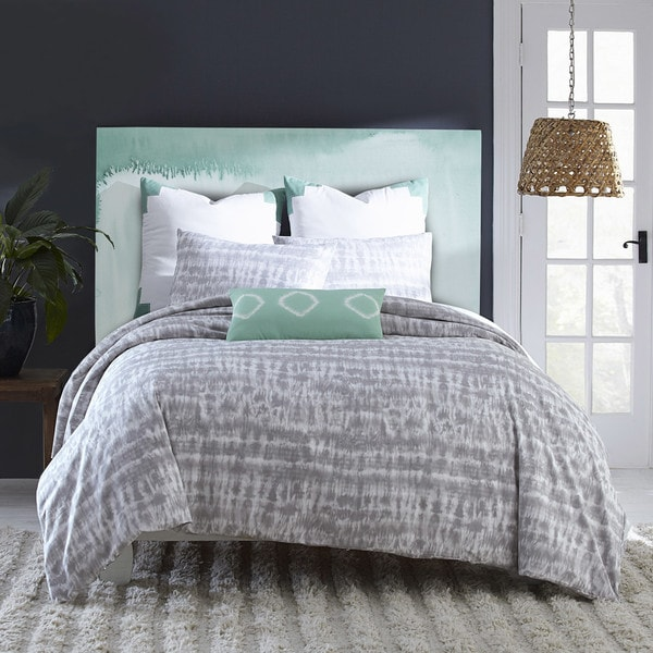 Amy Sia Artisan Grey Duvet Cover Free Shipping Today