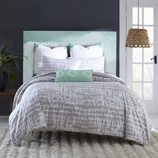The Gray Barn Clear Creek Grey Duvet Cover