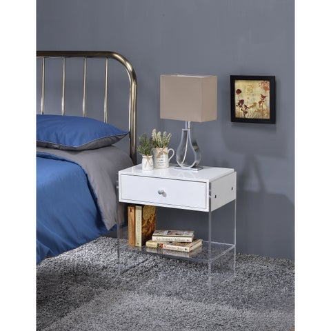 Dalas End table with one Drawer