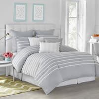 Havenside Home Delray Capri Stripe Duvet Cover