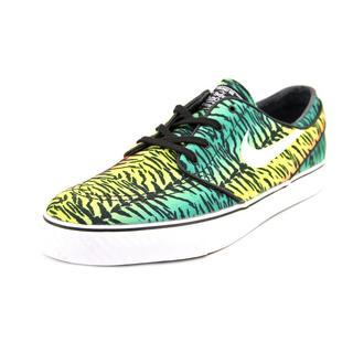 Nike Men's Zoom Stefan Janoski Multicolor Canvas Athletic Shoes