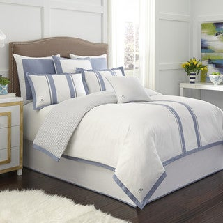 Jill Rosenwald London Blue Comforter Set