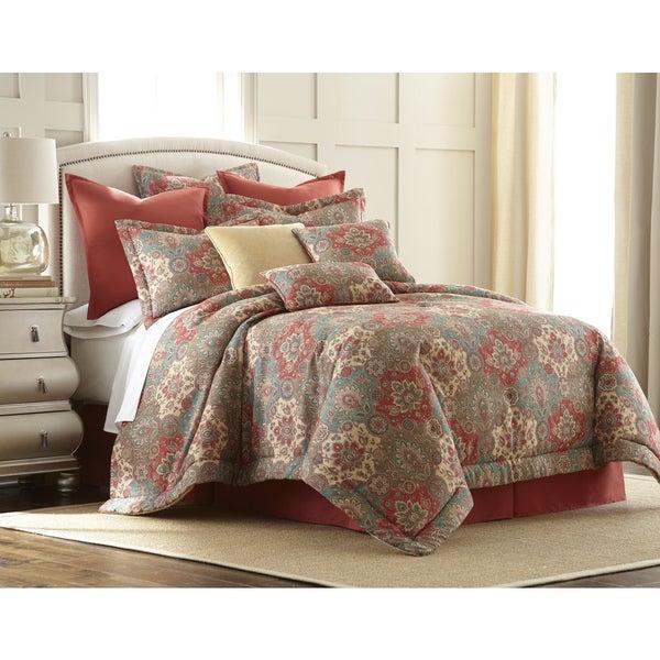 Sherry Kline Aladdin 4-piece Comforter Set