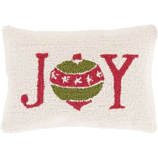 Decorative Trappes Down or Polly Filled Holiday Throw Pillow (13 x 19) (2 options available)