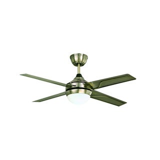 48-inch Antique Bronze 1-light LED Ceiling Fan