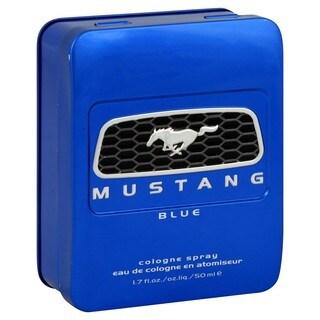 Mustang Blue Men's 1.7-ounce Cologne Spray (Tester)