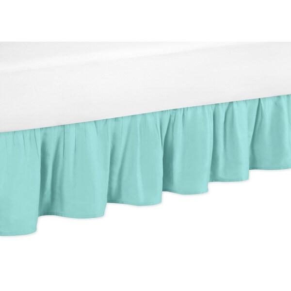 Sweet Jojo Designs Skylar Toddler Bedskirt