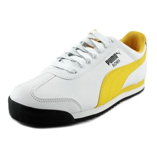 Puma Men's Roma Basic Faux Leather Athletic Shoes