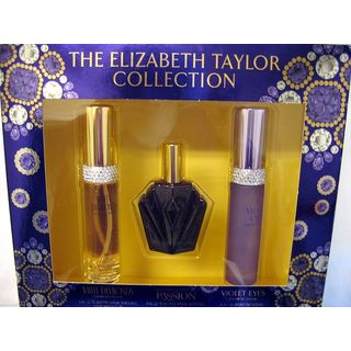 The Elizabeth Taylor Collection Women's 3-piece Gift Set