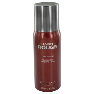 Guerlain Habit Rouge Men's 5-ounce Deodorant Spray