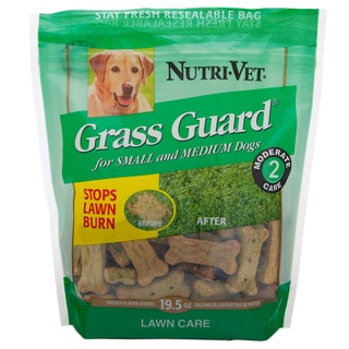 Nutri Vet Nutritionals 53678-0 19.5 Oz Grass Guard® Wafers For Small & Medium Dogs